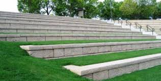 large retaining wall blocks recon wall systems
