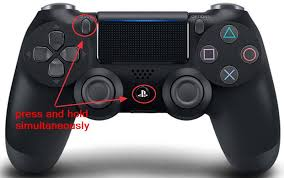 ps4 controller white light ps4 controller flashing white solved driver easy