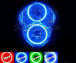 yamaha r6 halo lights yamaha r6 2006 2015 headlight halo angel eye led plasma cob dual