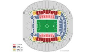 Ticketmaster Floor Plan Tickets Seattle Sounders Fc Vs Fc Dallas Seattle Wa At