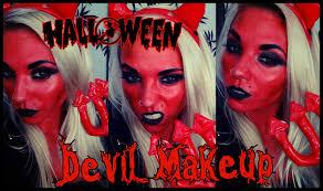 devil halloween make up devil halloween makeup youtube