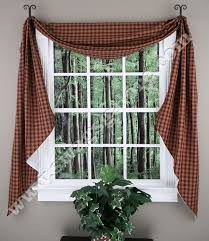 Swag Curtains For Dining Room 20 Best Jabot U0026 Swag Kitchen Curtains Images On Pinterest