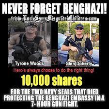 Benghazi Meme - never forget benghazi marines seven hour gun fight america meme