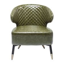 fauteuil kare design fauteuil moderne en cuir noir loop kare design