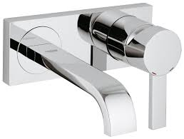 bathroom grohe allure bathroom sinks faucets contemporary
