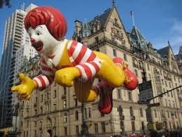 ronald mcdonald macy s thanksgiving day parade wiki fandom