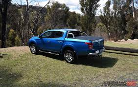 mitsubishi trucks 2016 2016 mitsubishi triton review gls u0026 exceed video
