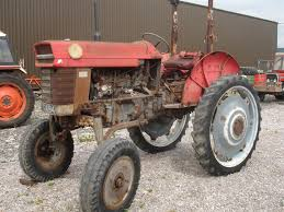 massey ferguson 165 county hi clear conversion 4cylinder diesel
