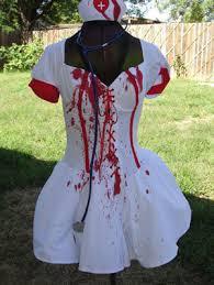 Killer Nurse Halloween Costume Cute Unique Homemade Halloween Costumes Etsy Gurl