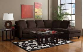 contemporary living room with black and white area rug hardwood