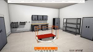 nvyve u2013 the home depot u2013 garage planner