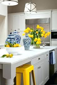white and yellow kitchen ideas blue and yellow kitchen decorating ideas sarahkingphoto co