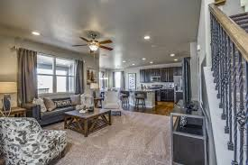 view interior of homes shiloh mesa new homes in colorado springs by aspen view homes