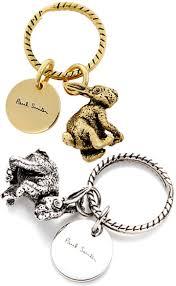 silver rabbit ring holder images Kaminorth shop paul smith paul smith rabbit charm keyring silver jpg