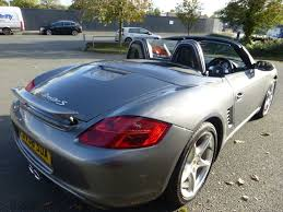 purple porsche boxster used meteor grey porsche boxster for sale cheshire