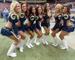 st louis rams cheerleaders my rams pinterest st louis rams