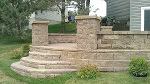Patio Retaining Wall Pictures Retaining Walls Minneapolis Contractors Red Oak Decorative