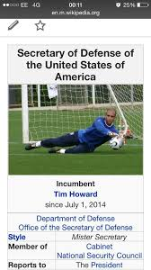Tim Howard Memes - things tim howard could save know your meme