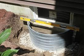 smartness basement window wells 2 how to install a well pro