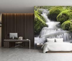 Bedroom Water Feature Bedroom Photo Wallpaper And Wall Mural U2013 Demural Uk