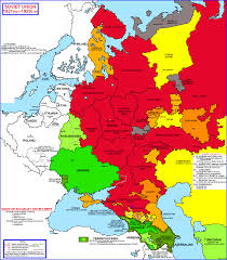 map of ussr soviet borders alternate history discussion