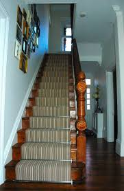 Kitchen Carpet Ideas Architecture Decorative Stair Runners With Wood Stair Railing And