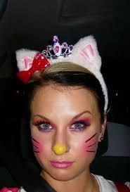 Halloween Womens Makeup by 25 Best Hello Kitty Halloween Costume Ideas On Pinterest Baby