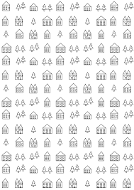 free printable coloring page make a unique gift wrapping paper