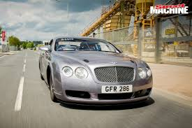 modified bentley 3000hp six second street legal bentley gt street machine