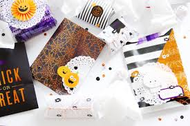 halloween gifts for kids scattered confetti 2016 november