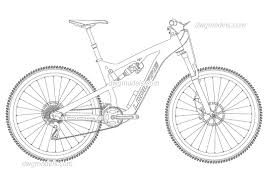mountain bike repair manual free download mountain bike lapierre cad blocks free dwg file cad blocks