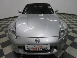 nissan 370z price south africa used nissan 370z roadster v6 a t for sale