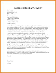 Recommendation Letter Sample For Student Elementary Cover Letter Elementary Teacher Choice Image Cover Letter Ideas