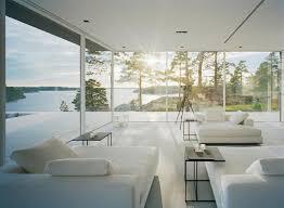 interior glass walls for homes 15 amazing glass walls living room designs rilane