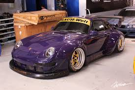 porsche rwb purple the cars of car racing manila u2013 fatlace since 1999