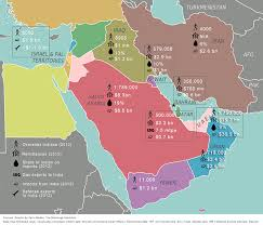 middle east map india map of india and the middle east detailing and gas imports and