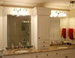custom mirrors for bathrooms impressive design custom mirrors for bathrooms bear glass bathroom by made framed jpg