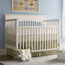White Graco Convertible Crib 4 In 1 Convertible Crib White 1375741 By Graco Cribs Baby