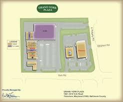 bank of america floor plan grand york site plan web image plaza carl m freeman companies bank