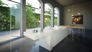 furniture caesarstone calacatta nuvo 5131for kitchen island top