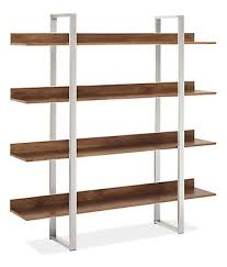 Mid Century Modern Bookcase Modsy