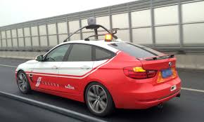 bmw and baidu end self driving car partnership undo