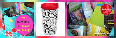 Summer Gift Basket U0027s Out Thank A Teacher With These Summer Gift Basket Ideas