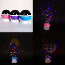 Rotating Night Light Projector Star Projector Ebay