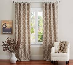 Pottery Barn Linen Curtains Curtains And Drapes Pottery Barn Bedroom Curtains