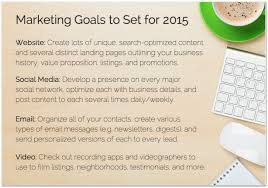 real estate marketing resolutions for 2015