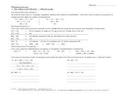 properties worksheets worksheets on clocks