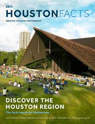 Inno Infr by 2017 Houston Facts By Greater Houston Partnership Issuu