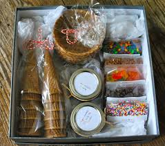 Christmas Gift Ideas To Make Pinterest A Pinterest Christmas U2013 Diy Ice Cream Sundae Kit The Gilbertson Family