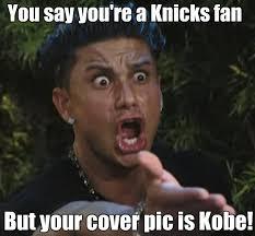 New Memes Today - fake fans new york knicks memes